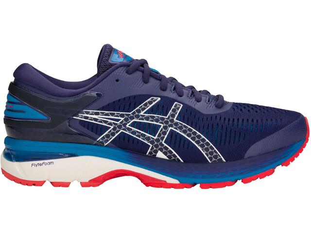 asics Gel-Kayano 25 Shoes Men Indigo Blue/Cream